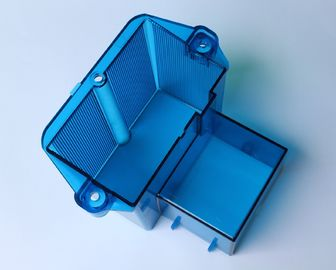 Kies/multi plastic het afgietsel Blauwe Doos 200x300mm van de Kleurendouane uit