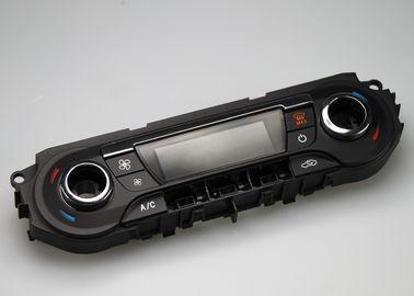 Automobiel Centraal Configuratiescherm van Elektronische Vorm in PC/ABS met 2 holten