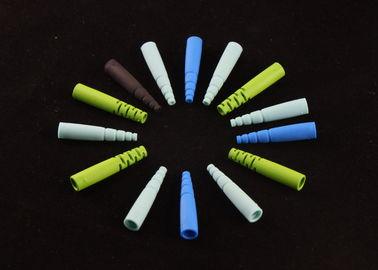 Oppoetsend Optische Plastiek Gevormde Componenten in Regenboogkleur 7 Kleur