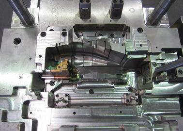 Het plastic injectie vormen vormt prototype met deel op ab-plaat geen individuele holte en kern
